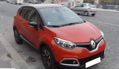 Renault Captur Intens TCe EDC