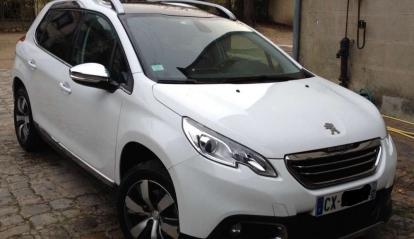 Peugeot 2008 1.6 E-HDi 115ch Allure