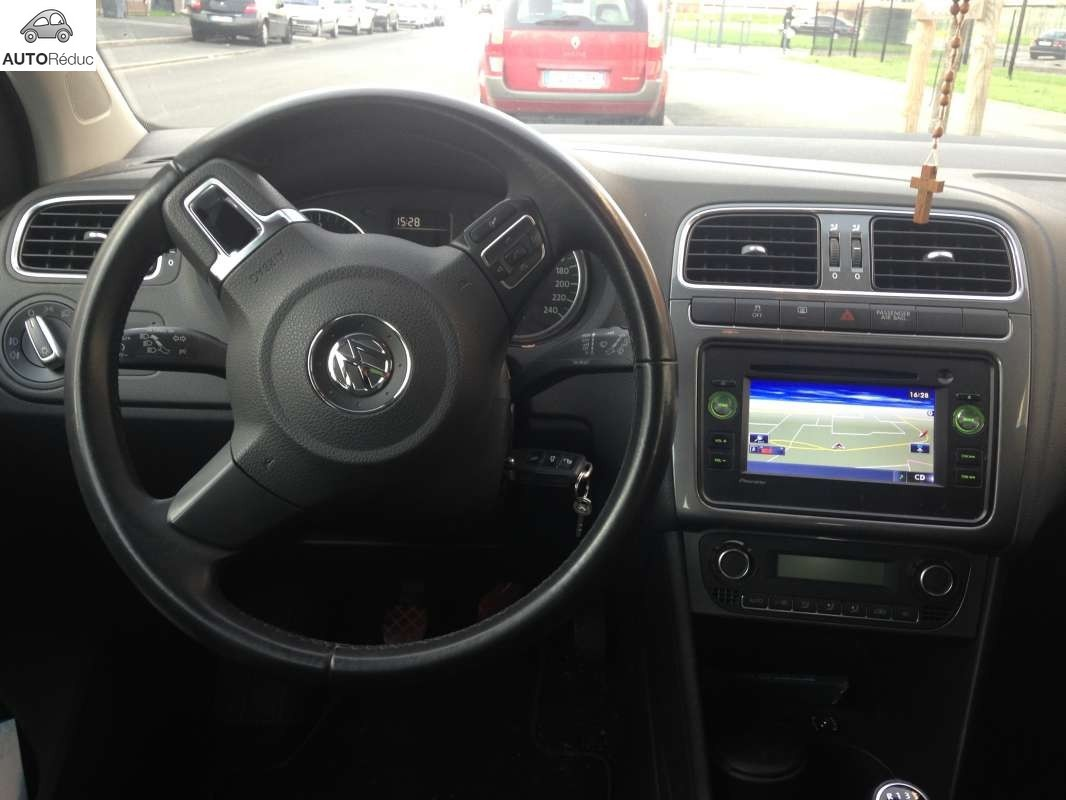 achat volkswagen polo 1 6 tdi edition sportline d 39 occasion pas cher 10 500. Black Bedroom Furniture Sets. Home Design Ideas