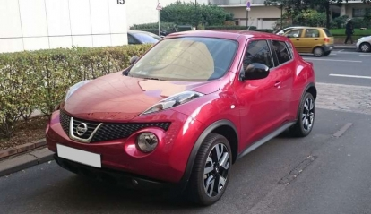 Nissan Juke 1.6 L Connect Edition