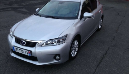 Lexus CT 200H Sensation