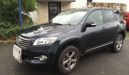 Toyota RAV4 Limited Edition d4d