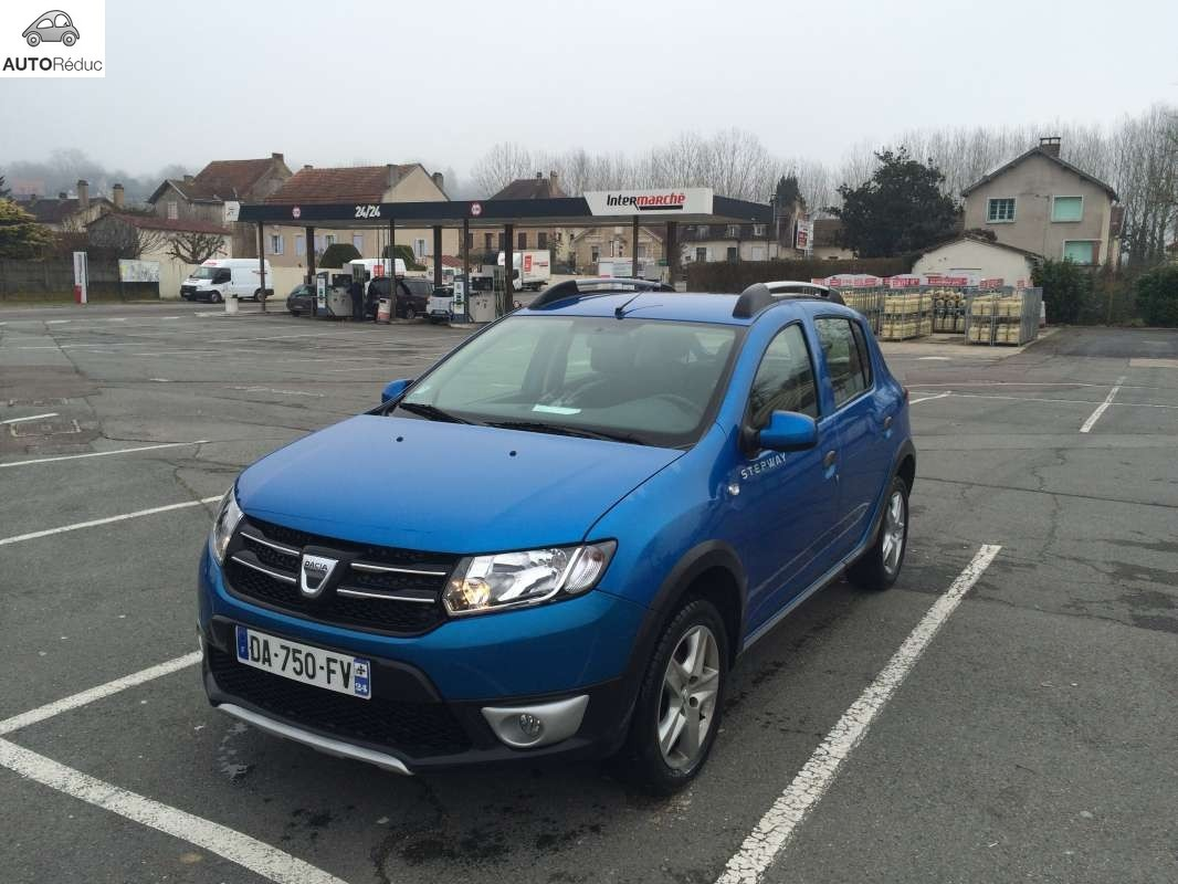 achat dacia sandero stepway 2 1 5 dci prestige d 39 occasion. Black Bedroom Furniture Sets. Home Design Ideas