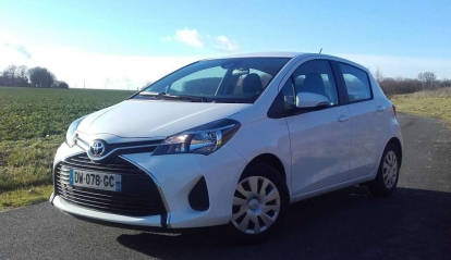 Toyota Yaris 69 VVT-i France