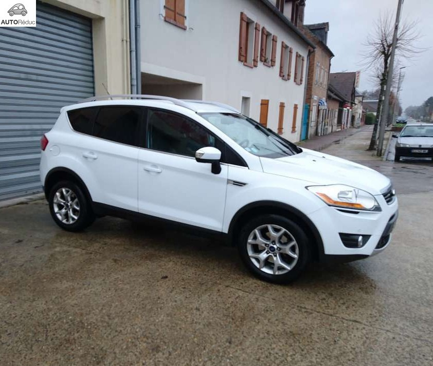 achat ford kuga 2 0 tdci trend d 39 occasion pas cher 14 000. Black Bedroom Furniture Sets. Home Design Ideas