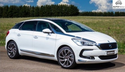 Citroën DS5 Hybrid4 So Chic