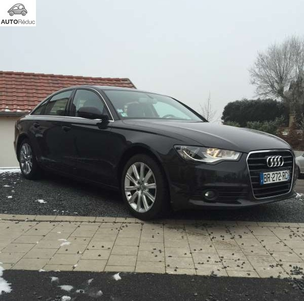 achat audi a6 2 0 tdi ambition luxe d 39 occasion pas cher 20 000. Black Bedroom Furniture Sets. Home Design Ideas