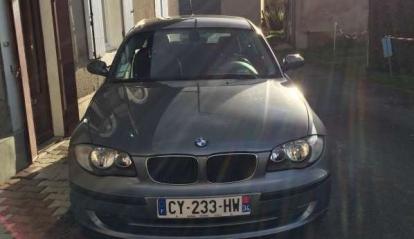 BMW Série 1 Coupé 118D Confort