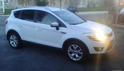 Ford kuga tdci 2.0 140 ch