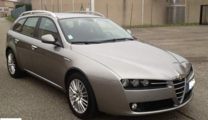 Alfa 159 sw 2.0 jtdm 170 éco distinctive break