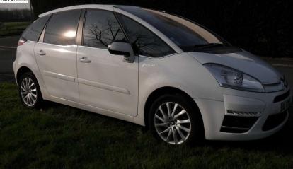 Citroën C4 Picasso 1.6 HDI Rossignol
