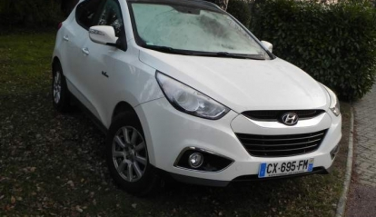 Hyundai IX35 1.7 CRDi Panoramic Sunsation