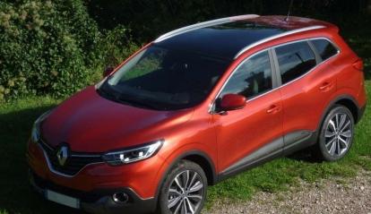 Renault KADJAR Energy dCi 4x4 Intens