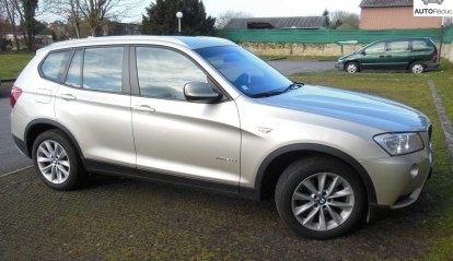 BMW X3 Xdrive Luxe