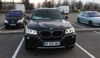 BMW X3 2.0 XDrive 20DA Excellis Break