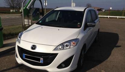 Mazda 5 Signature