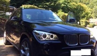 BMW X1 2.0 D Xdrive AUTO XLINE