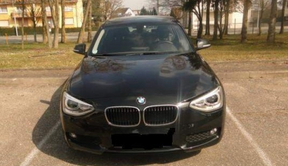 BMW Série 1 118 D Lounge Plus
