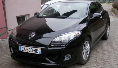 Renault Mégane III Coupé 1.5 dCi