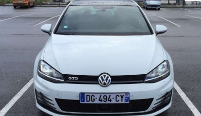Volkswagen Golf 7 2.0 L GTD