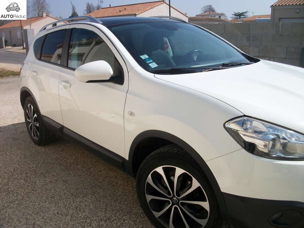 achat nissan qashqai 1 5 dci connect edition d 39 occasion pas cher 13 000. Black Bedroom Furniture Sets. Home Design Ideas