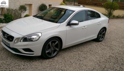 Volvo S60 D3 R-Design Berline