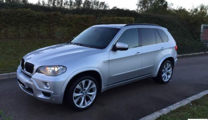 BMW X5 3.0D Pack M Full Option