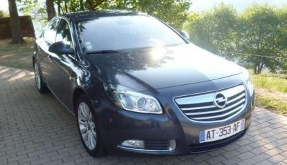 Opel Insignia 2.0 CDTI Cosmo Pack