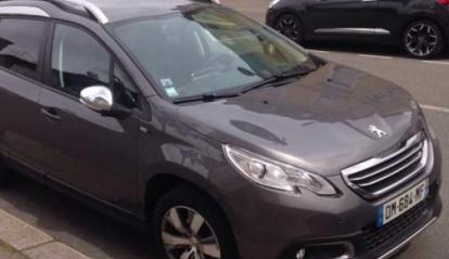 Peugeot 2008 1,6 HDI Style