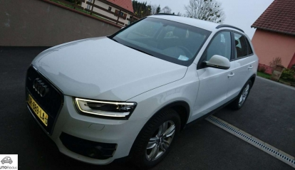 Audi Q3 Stronic Ambition Luxe