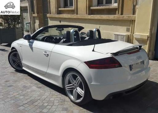 achat audi tt roadster 1 8 tsfi s line d 39 occasion pas cher. Black Bedroom Furniture Sets. Home Design Ideas