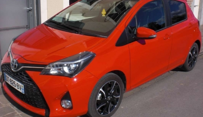 Toyota Yaris 90 D-4D Style