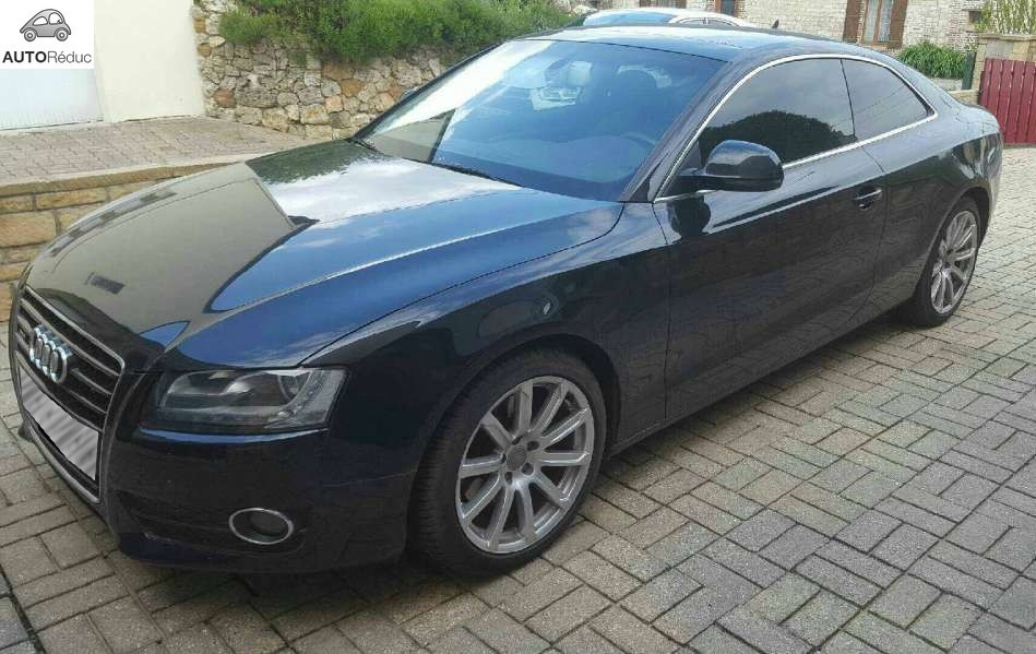 achat audi a5 3 0 tdi ambition luxe d 39 occasion pas cher 19 000. Black Bedroom Furniture Sets. Home Design Ideas