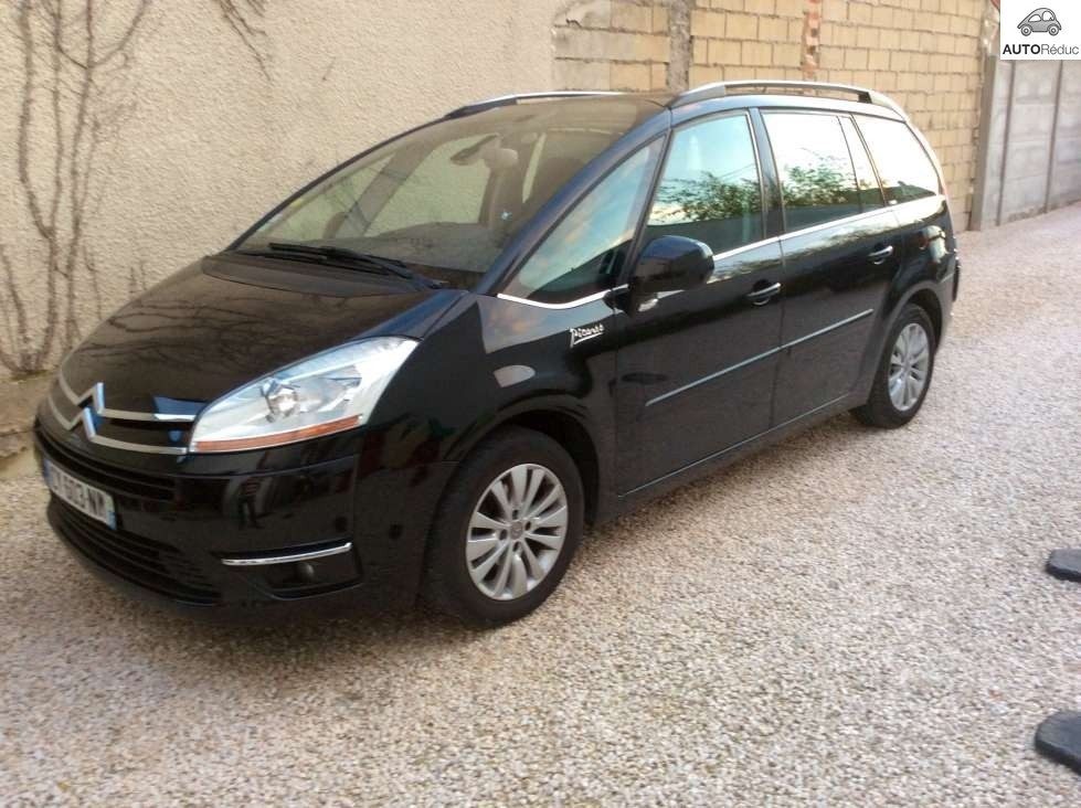 Achat Citroën Grand C4 Picasso 7 Places d'occasion pas ...