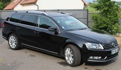 Volkswagen Passat SW TDI Carat