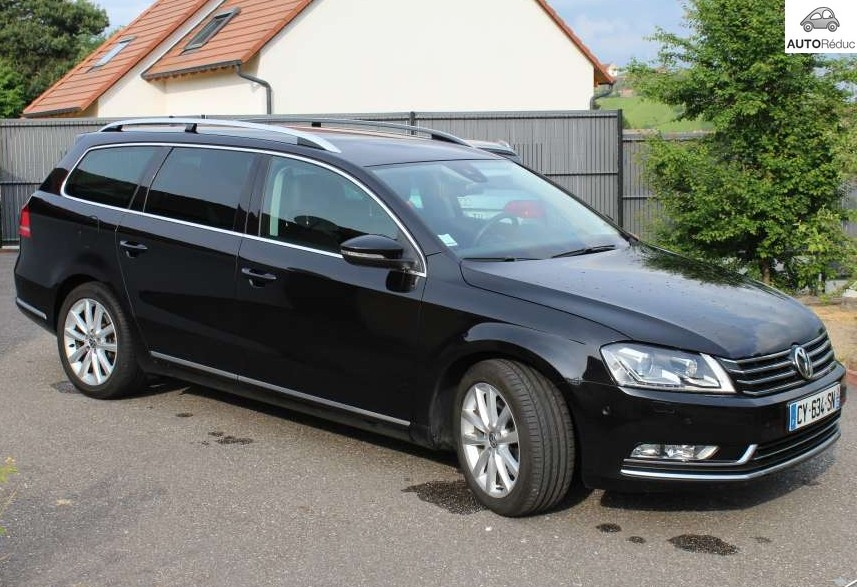 achat volkswagen passat sw tdi carat d 39 occasion pas cher 20 700. Black Bedroom Furniture Sets. Home Design Ideas