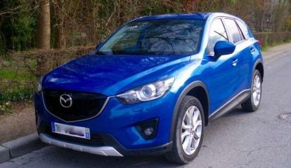 Mazda CX5 2.2 Skyactiv-D 4x4