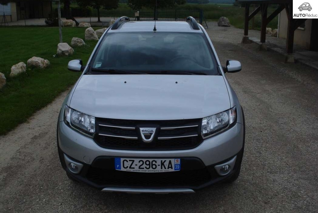 achat dacia sandero stepway dci prestige d 39 occasion pas cher 8 890. Black Bedroom Furniture Sets. Home Design Ideas