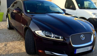 JAGUAR XF 2.2 D Lux Limited