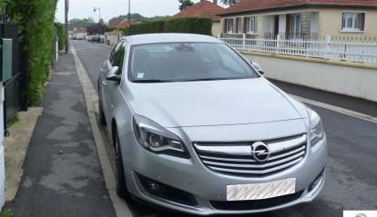 Opel Insignia CDTI Cosmo Ecoflex