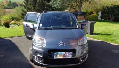 Citroën C3 Picasso 1.6 HDI Exclusive Plus