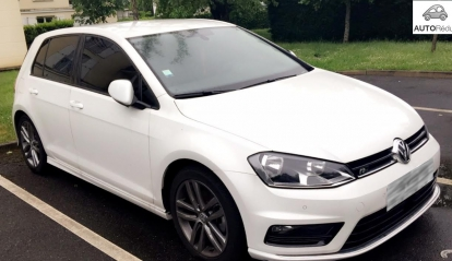 Volkswagen Golf VII 2.0 TDI 4MOTION Confotline