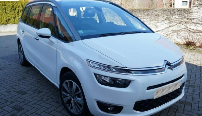 Citroën Grand C4 Picasso BlueHDi Intensive