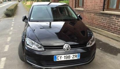 Volkswagen Golf VII 1.6 TDI Bluemotion Carat