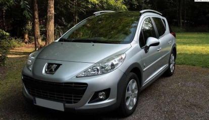 Peugeot 207 SW HDi Outdoor