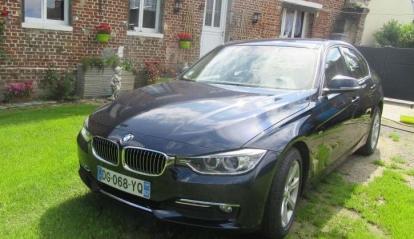 BMW 320d F30 Luxury