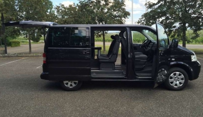 Volkswagen Multivan T5 2.5 TDI Comfotline