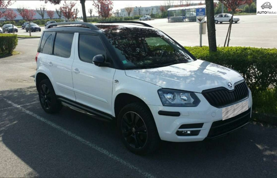 achat skoda yeti 2 0 tdi monte carlo d 39 occasion pas cher 21 000. Black Bedroom Furniture Sets. Home Design Ideas