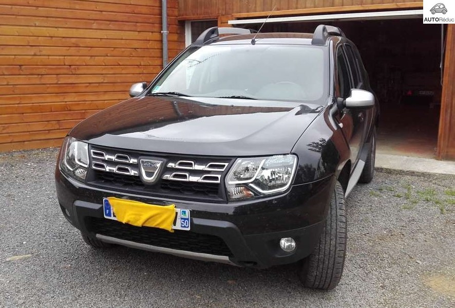 achat dacia duster 1 5 dci 4x2 prestige d 39 occasion pas cher 14 500. Black Bedroom Furniture Sets. Home Design Ideas