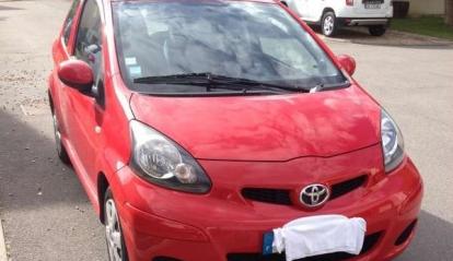 Toyota Aygo 1.4 L Up
